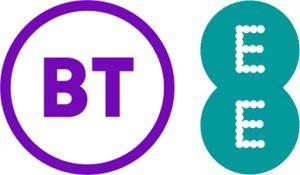 BT/EE supplier logo