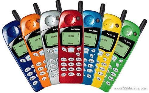 Nokia 5110 mobile phones